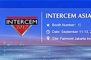 INTERCEM ASIA 2017 will be held in Jakarta Indonesia on September 11-13, 2017.