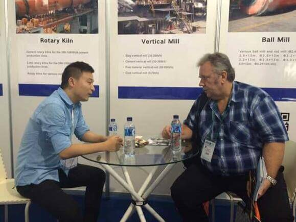 Great Wall were true feelings on the international mining exhibition in Indonesia