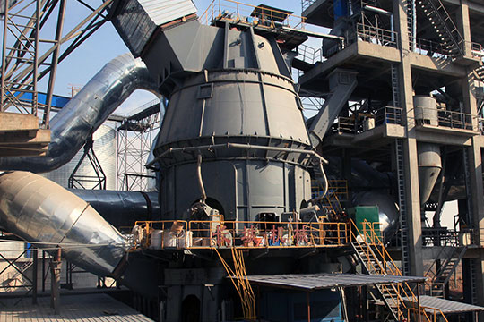 Great wall pre-grinding vertical roller mill