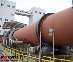 The best manufacturer of rotary kiln equipment-CHAENG