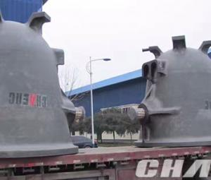 CHAENG(Great Wall Corporation) slag pots sent to Germany