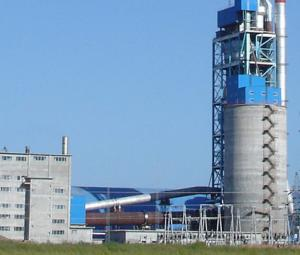 Chaeng turnkey cement production line project case