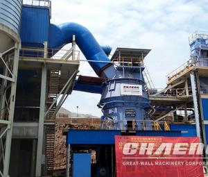 With an annual output of 600,000 tons of slag production line, vertical mill specifications