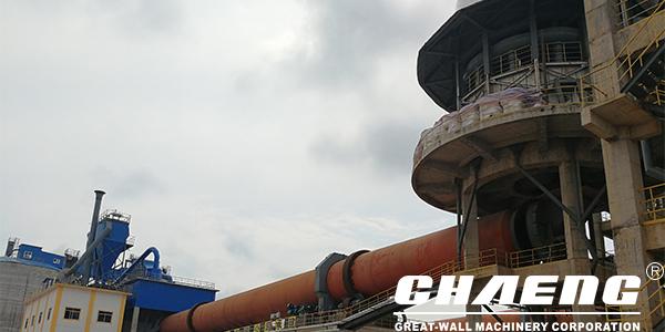 lime rotary kiln