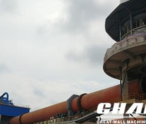 CHAENG Lime Rotary Kiln main Features and Advantage