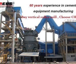 Chaeng Vertical Mill for Processing Steel Slag