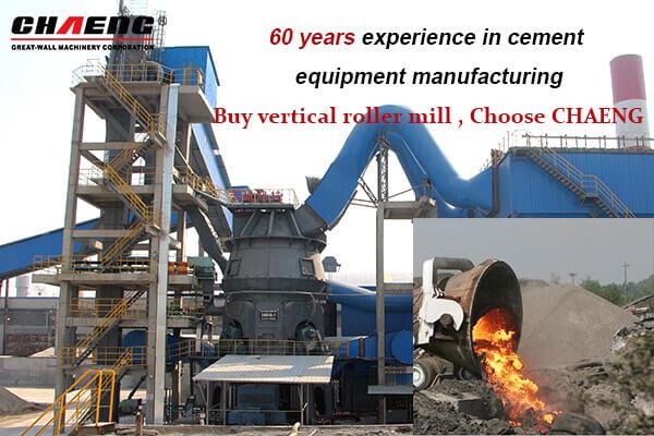 Chaeng Slag grinding mill/slag recycling plant/steel slag crusher plant