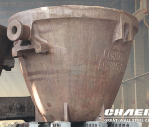 Precautions for use of slag pots in steel plants