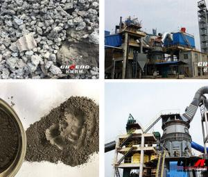 Chaeng slag vertical mill grinding system advantages