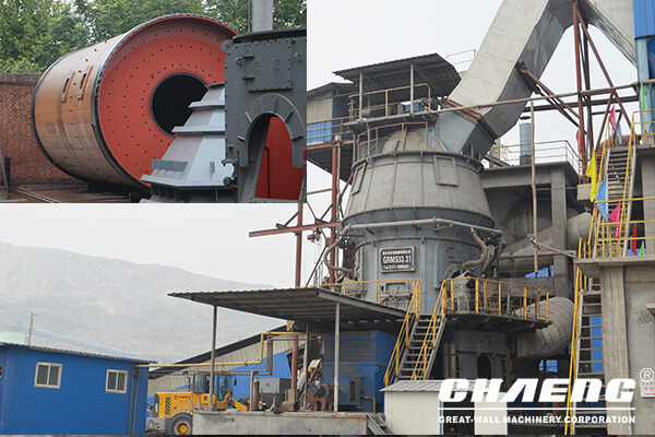 Vertical Roller Mill is more Better than Ball Mill for Granulated blast furnace slag