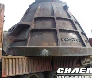 Chaeng 1-150tons slag pot(steel casting) export domestic and aborad