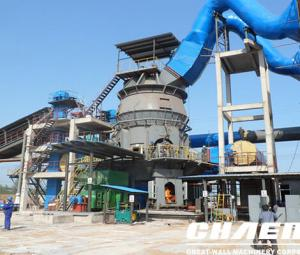Bentonite Processing - Vertical grinding mill Price and Selection