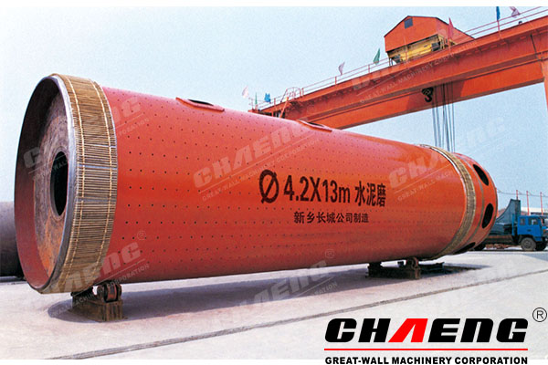 Chaeng tube mill divided into: Mining mill,cement mill,coal mill,slag mill