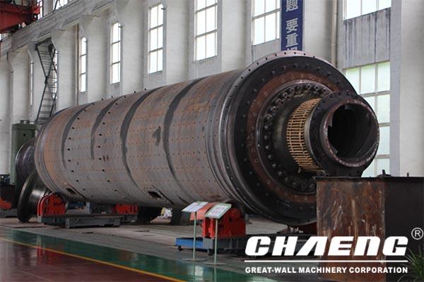 Chaeng provide clinker grinding plant (ball mill grinding system)