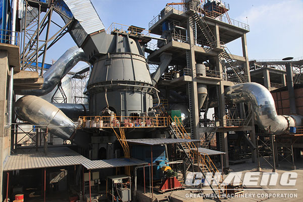 CHAENG show the ways to improve the output of cement vertical mill
