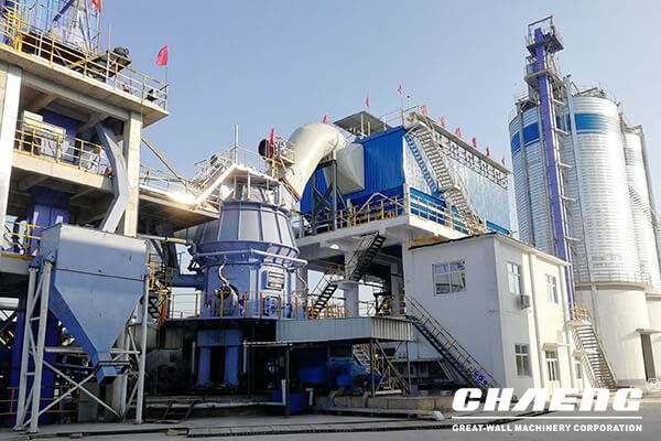 How to solve the situation of reduced production capacity of slag powder equipment?