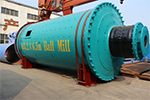 Great Wall large scale mineral processing equipment(ore ball mill)sent to the Middle East