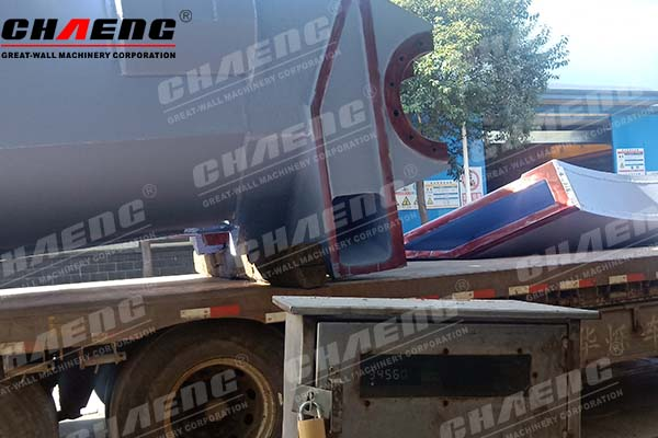 chaeng vertical roller mill delivery pic