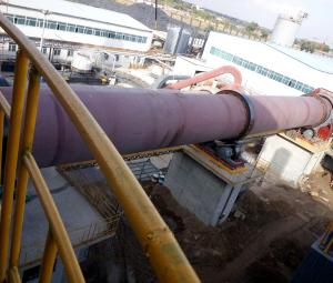 Why does lime rotary kiln use mine resources better?