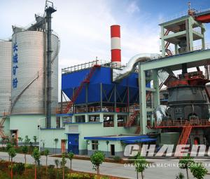 why the market is favored chaeng GRM series vertical mill