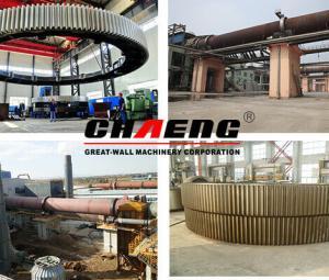Analyze the installation method of rotary kiln ring gear