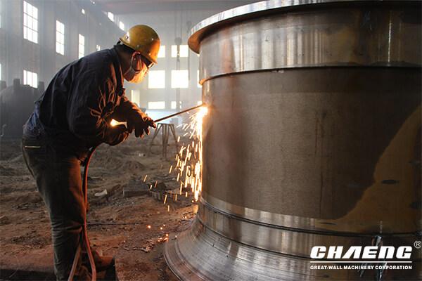 ball mill bearing