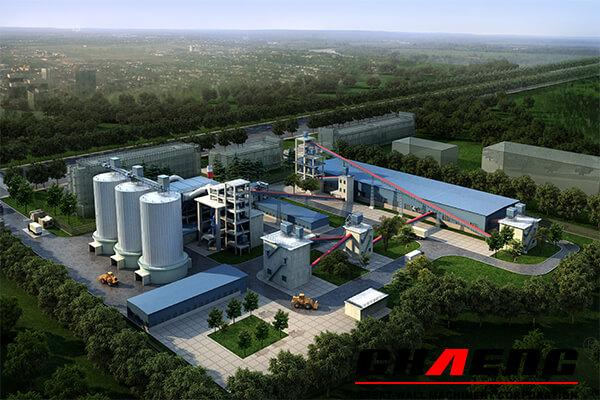 The slag vertical mill equipment is commonly used in production line