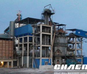 New energy-saving vertical mill is widely used in slag industry