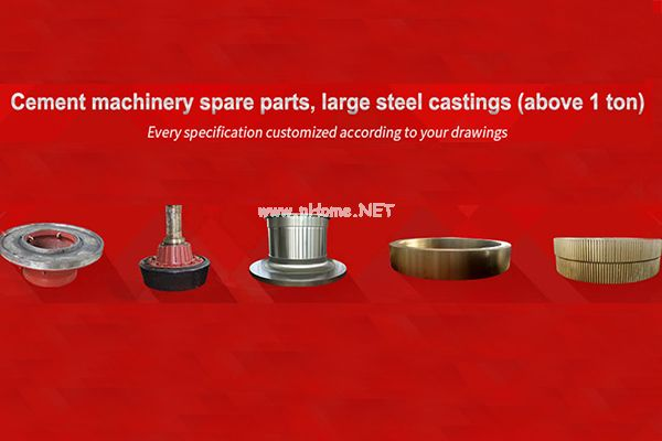 Chaeng supply 1-150 tons Steel Castings customized services
