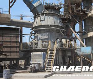 The price and configuration of the pyrophyllite vertical mill, More efficient,more energy-saving