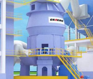 Desulfurized limestone vertical grinding equipment