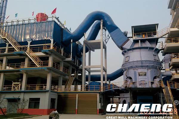 Cement raw material/clinker vertical roller mill manufacturer – Chaeng