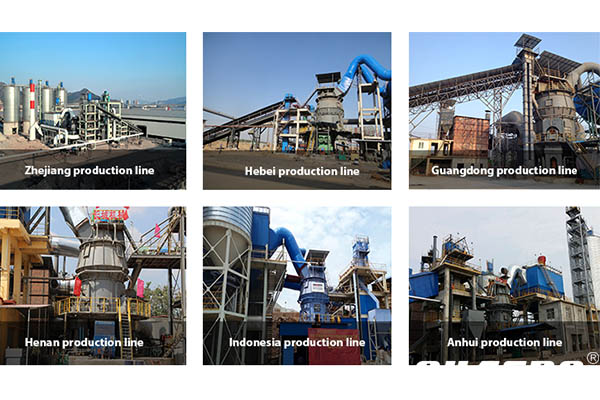 slag grinding mill project