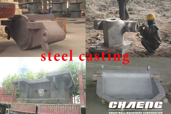 Comparison of steel castings and cast iron parts