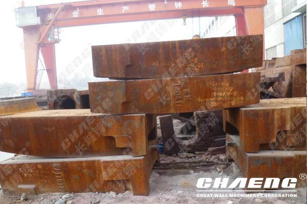 Chaeng-ceramic machine column casting manufacturer