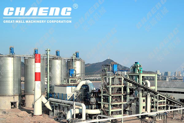 What technical improvements for GRMSS series of steel slag mills?