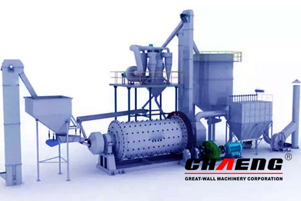 ball mill system