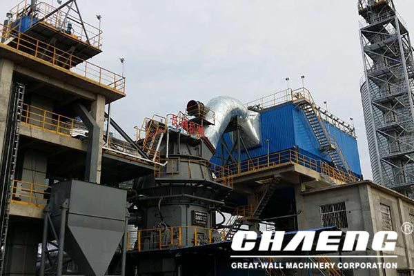 General contract manufacturer of slag grinding mill-chaeng