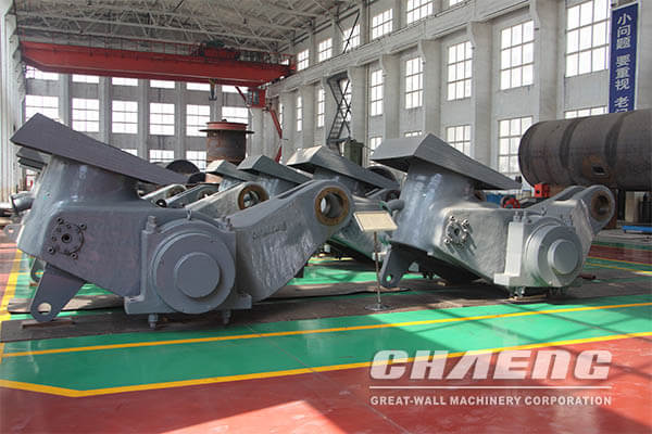 Chaeng provide vertical mill grinding table,Vertical mill grinding roller,Vertical mill rocker arm
