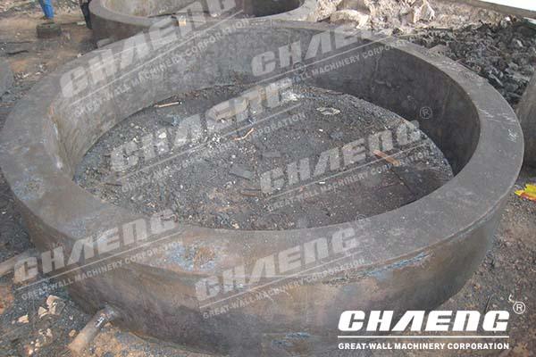 Tyre of Rotary Kiln