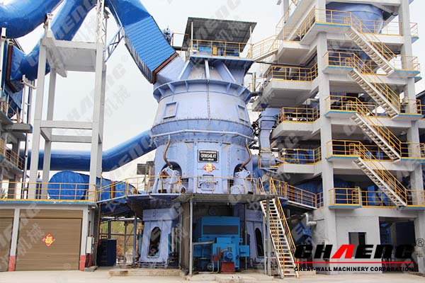 What are the factors that affect the fineness of the finished slag vertical mill?