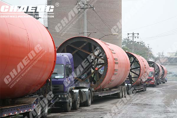 What should we do? If the rotary kiln cylinder body locally generates high temperature