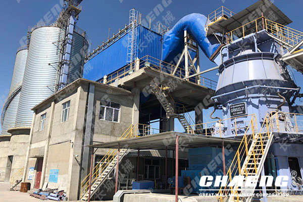 The advantages of steel slag vertical mill in the treatment of solid waste in iron and steel plants
