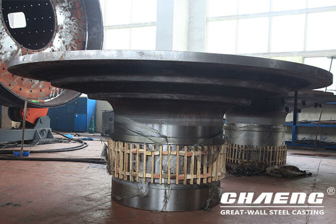 Chaeng high-quality ball mill head end cover