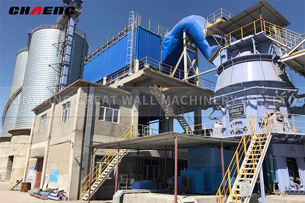 Causes and solutions of vibration of vertical roller mill machine