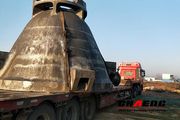 Slag pot(slag ladle,pour ladle,steel ladle) is important device in steel making