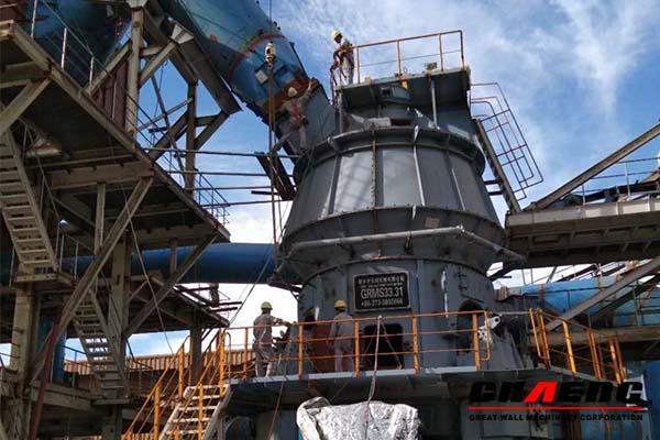 How to configure a steel slag powder production line?