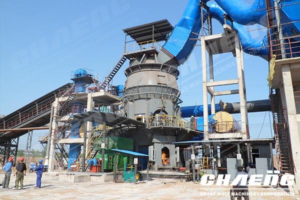 GRM series vertical mill turns