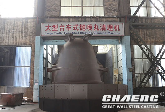 China famous slag pot manufacturer-CHAENG