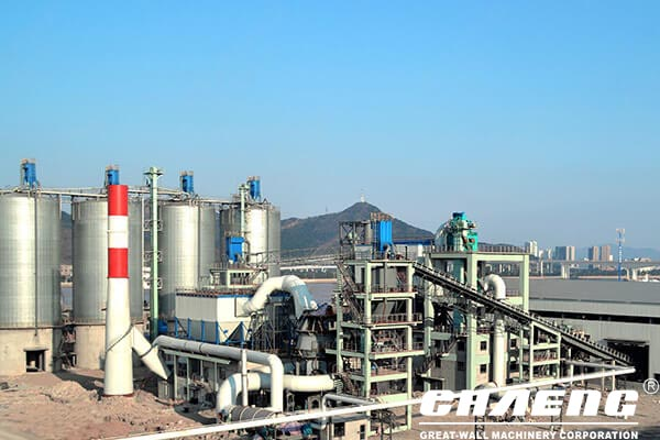 What is the benefit after vertical grinding steel slag into powder?
